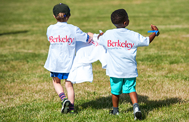 Berekely Homes Children t-shirt fun day