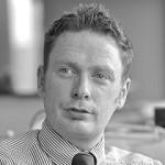 Mark Cooper headshot
