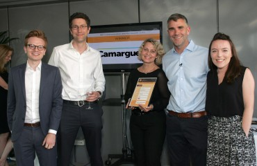 Camargue IBP Award win