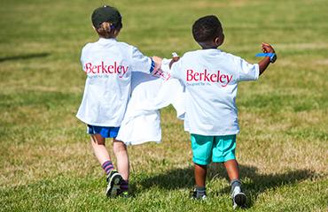 Berekely Homes Children t-shirt fun day